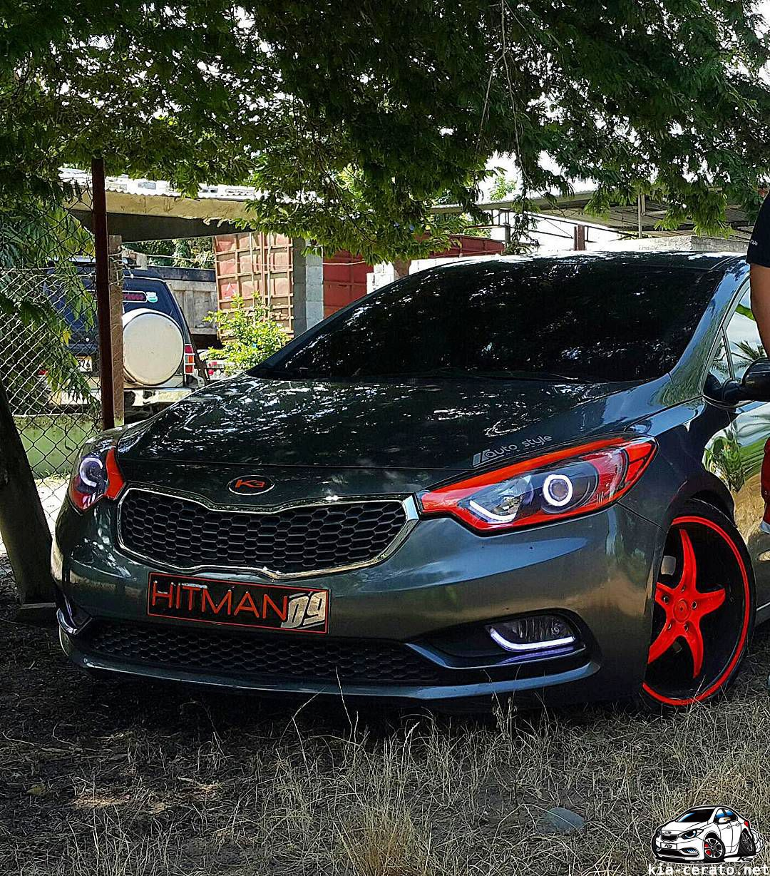 KIA Cerato (K3) tuning by Zeroing in Тюнинг