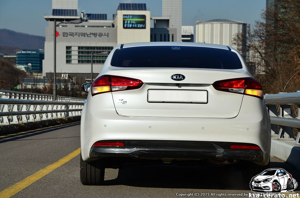 kia cerato 2017 facelift by Zeroing in KIA Cerato (k3) 2016 facelift