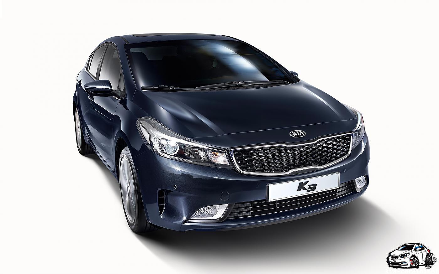 cerato 2016 by Zeroing in KIA Cerato (k3) 2016 facelift