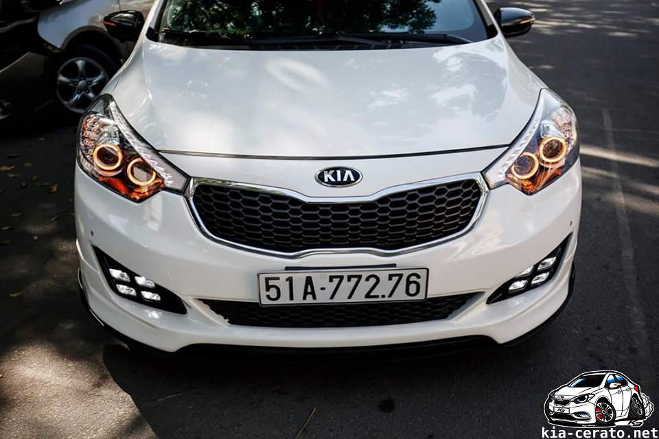 cerato gt  fog by Zeroing in Тюнинг